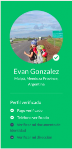 Como usar couchsurfing, perfil completo de couchsurfing