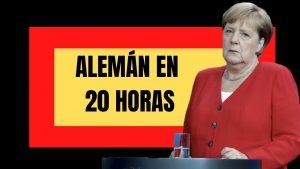 Aprender alemán en 20 horas